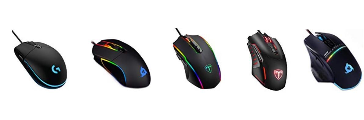 souris pour gamers