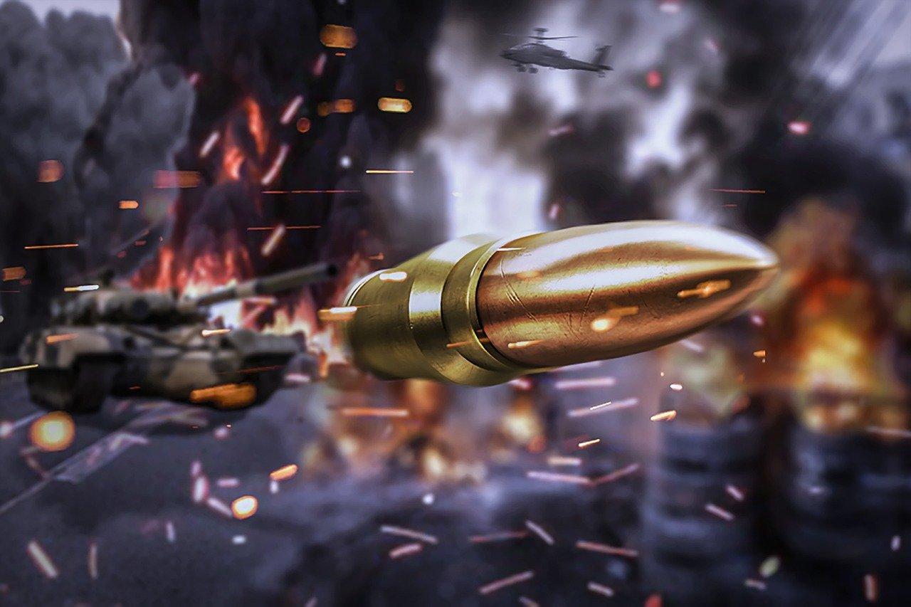 jeux de guerre PS4